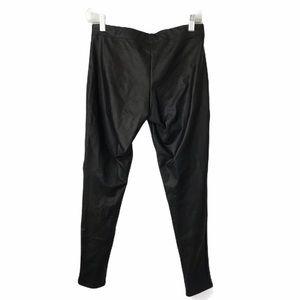 Pants - 🍋 Dynamite faux pleather leggings Sz med